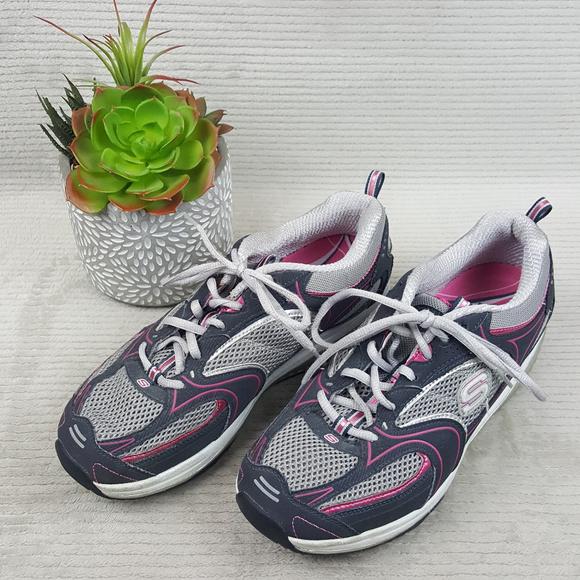 70bfd17a Skechers Shoes | Shapeups 12320 Toning Rocker Sz 10 | Poshmark